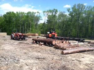 Lumber Yard in Washington D.C.